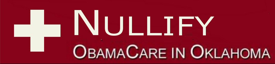 Picture Nullify Obamacare in Oklahoma