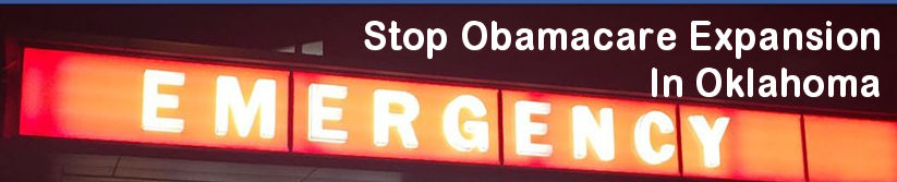 Stop Obamacare Expansion In Oklahoma Picture
