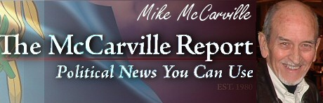 The McCarville Report Oklahoma Politics